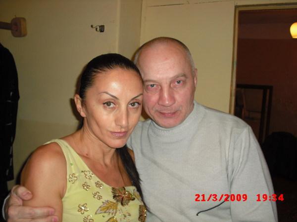 Афина и В. С. Окунев