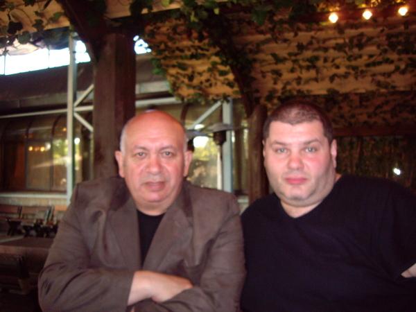 Зиновий Бельский и Александр Фрумин