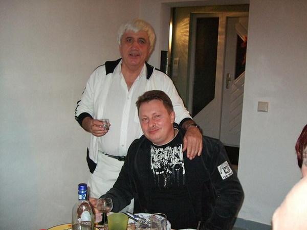 Виктор Давидзон и Олег Биркле