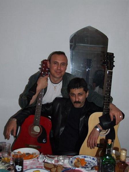 Виктор Горст, Робик Чёрный