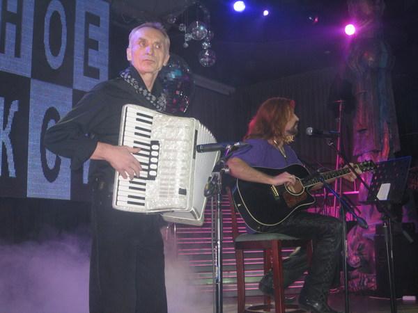 Виктор Смирнов и Никита Джигурда