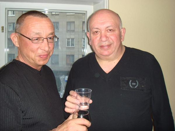 Андрей Климнюк и Зиновий Бельский