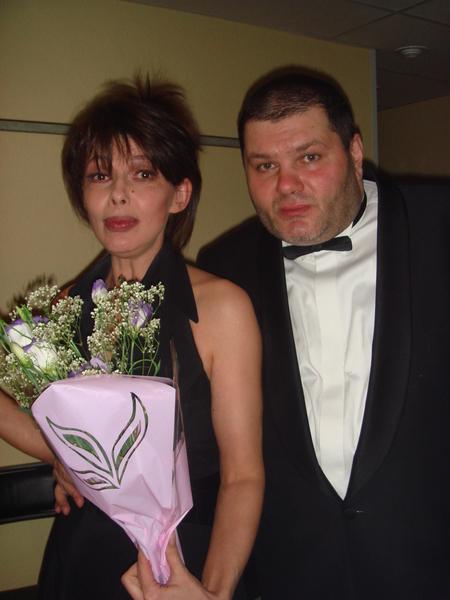 Татьяна Кабанова и Александр Фрумин
