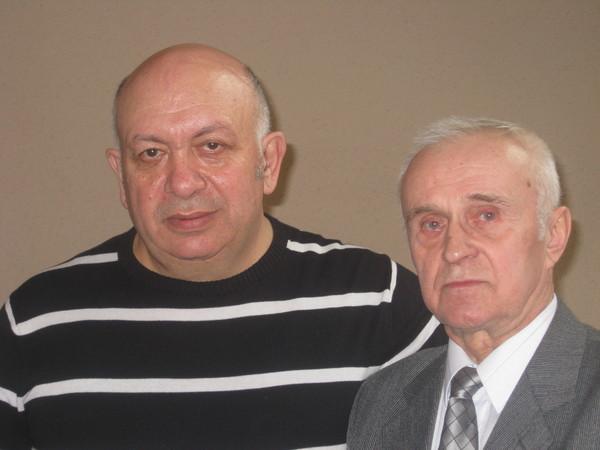 Зиновий Бельский и Сергей Петрович Соколов