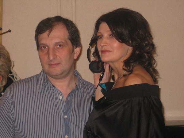 Марк Винокуров и Любовь Шепилова