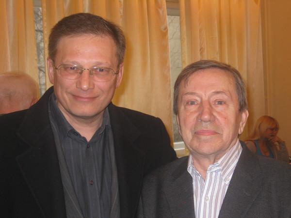 Андрей Большеохтинский и Сергей Иванович Маклаков