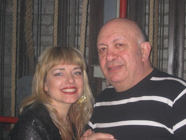 Лора Виталь и Зиновий Бельский