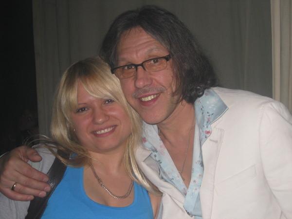 Галина Гиршева и Андрей Егоров