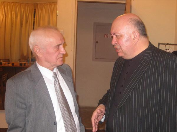 С. П. Соколов и З. Бельский