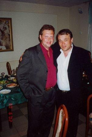 Сергей Князев и Александр Дюмин