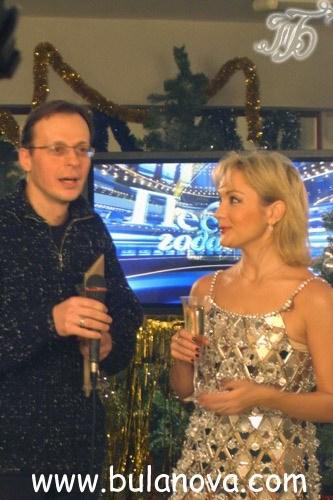 Игорь Латышко и Татьяна Буланова