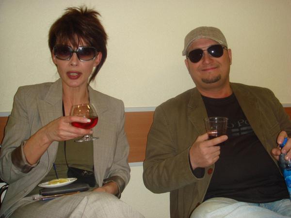 Татьяна Кабанова и Вася Пряников