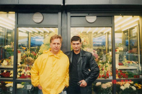 Олег Попков и Павел Ростов