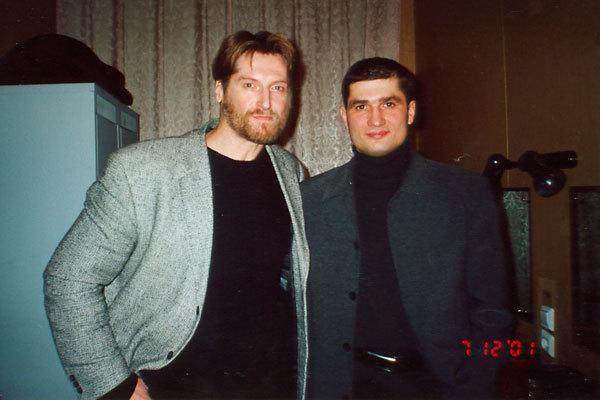 Никита Джигурда и Павел Ростов