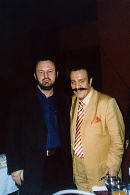 Вилли Токарев и Алексей Созонов