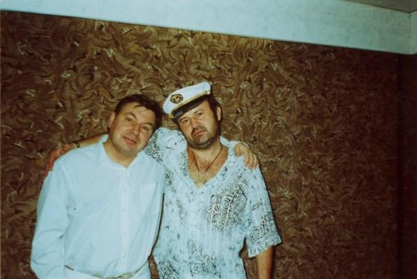 Михаил Шелег и Алексей Созонов