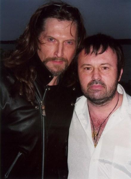 Алексей Созонов и Никита Джигурда