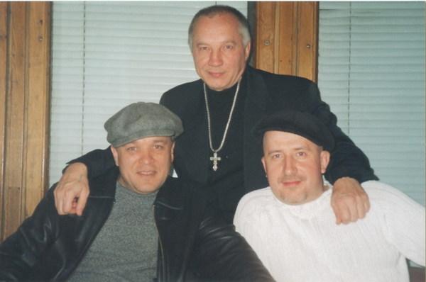 Александр Дюмин, Владимир Окунев и Жека
