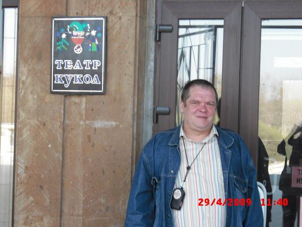 генеральный продюсер фестиваля, председатель оргкомитета Олег Баянов