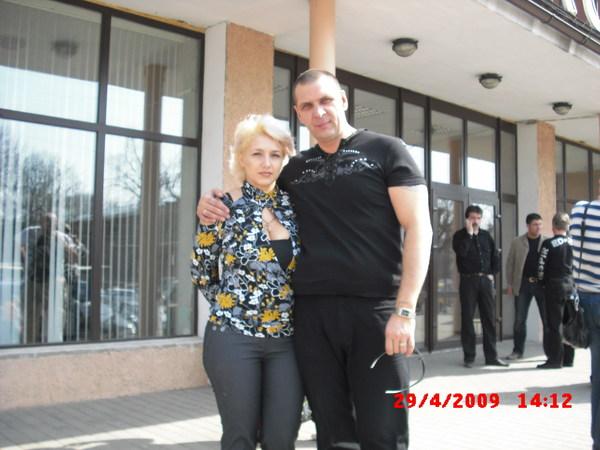 Олег и Илона Андриановы