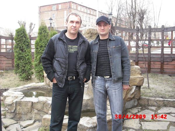 """Ильдар Южный и Павел Ростов (ресторан """"AMSTERDAM"""")"""
