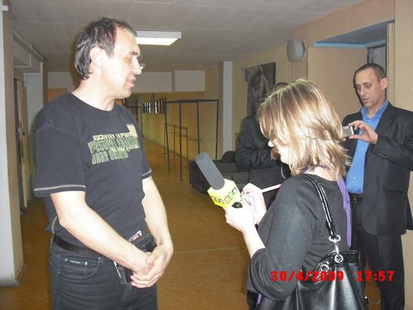 интервью И. Южного
