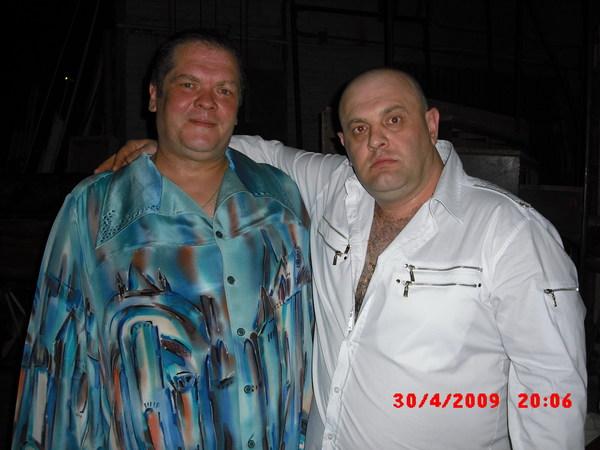Олег Баянов и Владимир Белозир