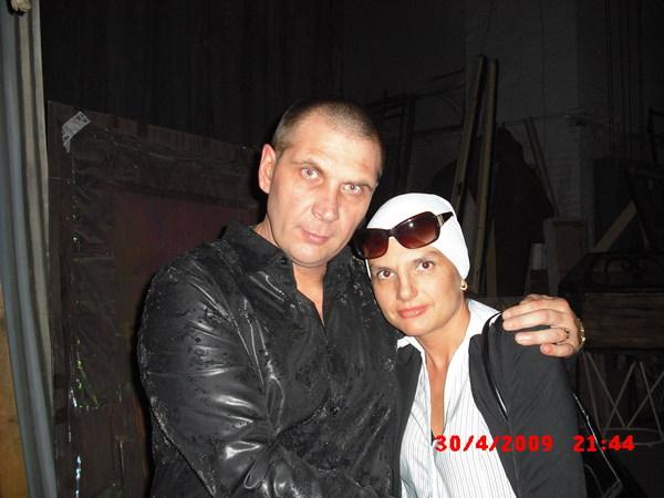 Олег Андрианов и Анна Ниткина