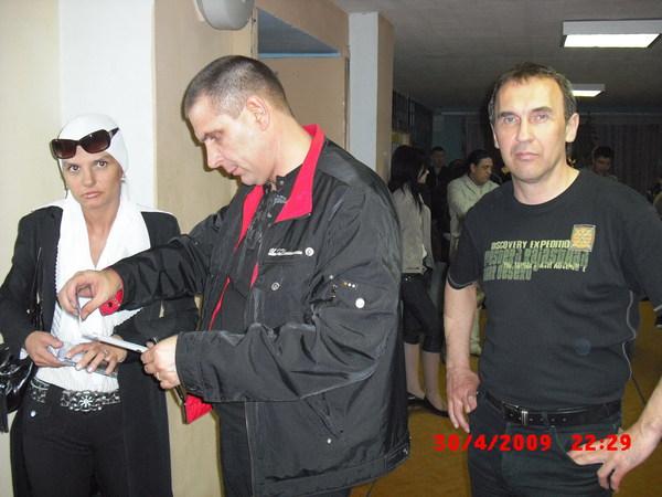 Анна Ниткина, Олег Андрианов, Ильдар Южный