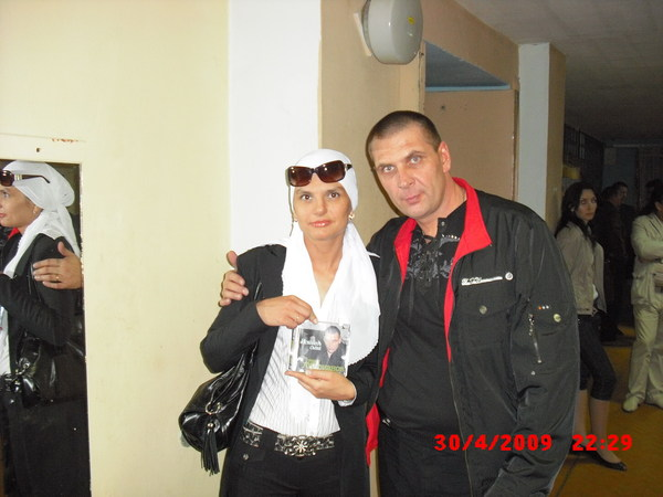 Анна Ниткина и Олег Андрианов (два замечательных человека)