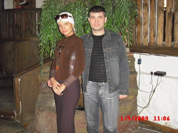 """Анна Ниткина и Павел Ростов (ресторан """"AMSTERDAM"""")"""