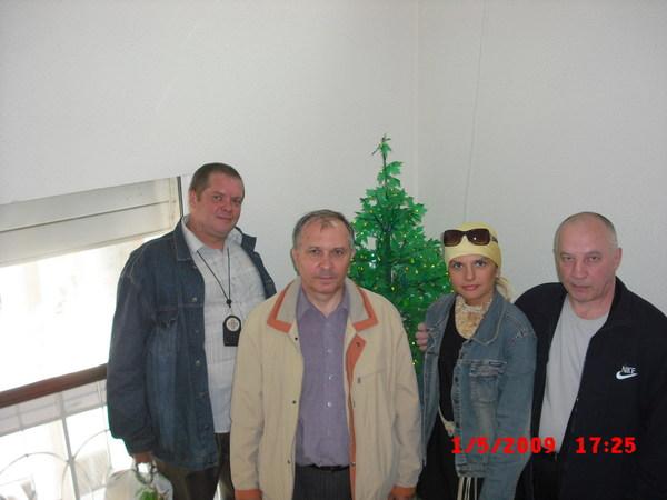 О. Баянов, В. Д. Письменский, А. Ниткина, В. С. Окунев