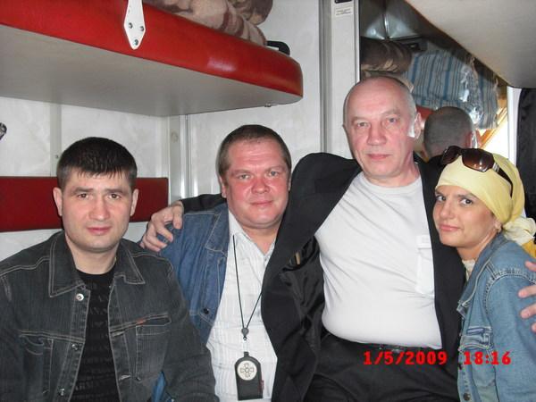 Павел Ростов, Олег Баянов, В. С. Окунев, Анна Ниткина