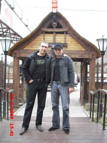 И. Южный и Павел Ростов в г. Иваново