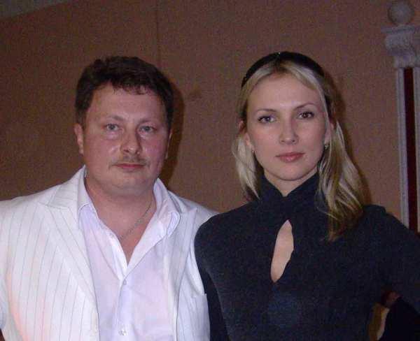 Олег Биркле и Алёна Пономарёва