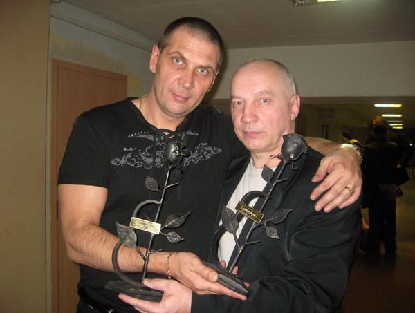 Олег Андрианов и В. С. Окунев