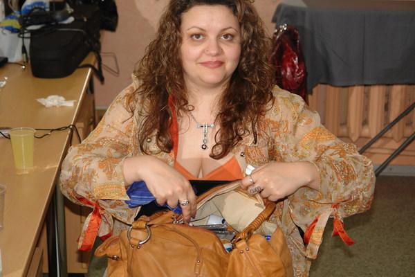 член жюри Вера Снежная