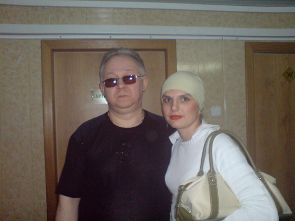 Иван Кучин и Анна Ниткина