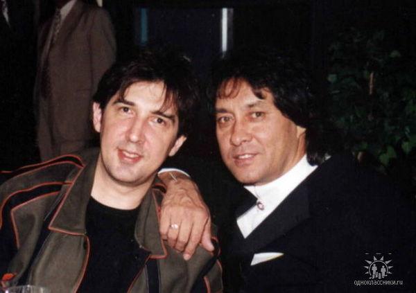 Борис Тохтахунов и Кай Метов