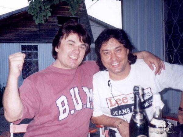 Борис Тохтахунов и Александр Серов