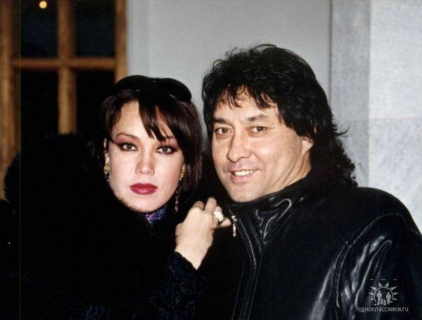 Борис Тохтахунов и Азиза