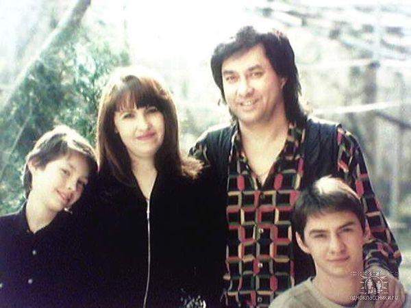 семья Бориса Тохтахунова