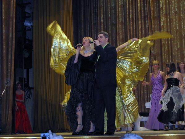 Марина Соболева и Павел Беккерман