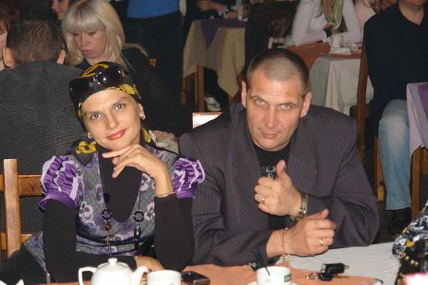 Анна Ниткина и Олег Андрианов