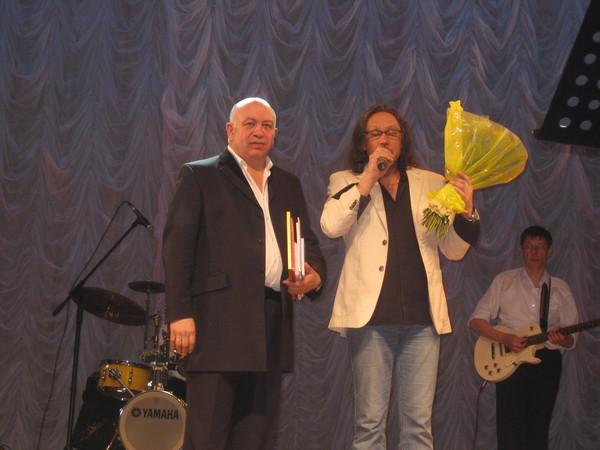 З. Бельский и А. Егоров