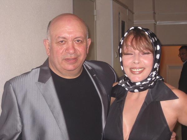 З. Бельский и Татьяна Кабанова