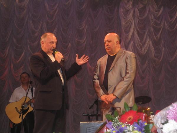 В. Окунев и З. Бельский