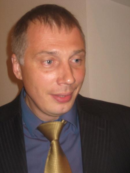 Илья Модестов