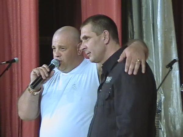 гость концерта - Владимир Белозир