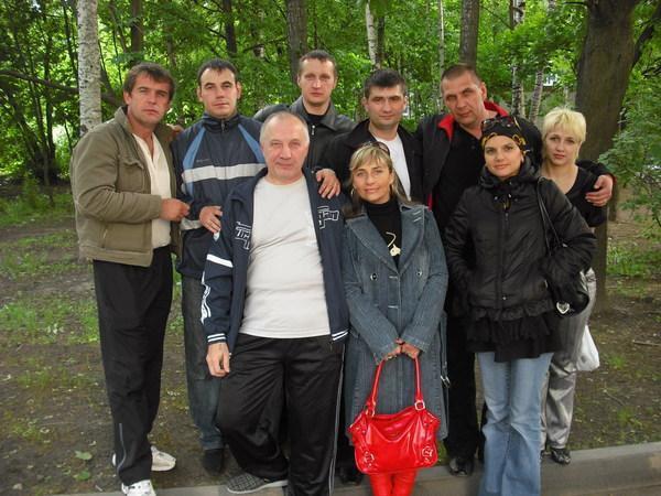 с друзьями в Санкт-Петербурге